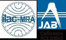 JAB認定シンボル(MRA複合シンボル)